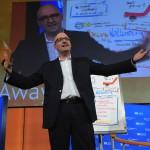 Albrecht Kresse als visueller Zusammenfasser auf dem Swiss Economic Forum 2013