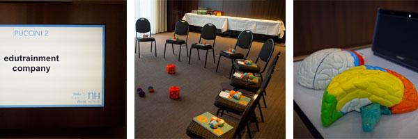 edutrainment Ausbildung im nH Hoteles
