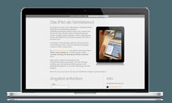 iPad Trainings im Vertrieb