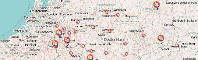 © Open Street Map
