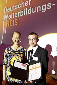 skillboxx Deutscher Weiterbildungspreis 2013 Sonderpreis