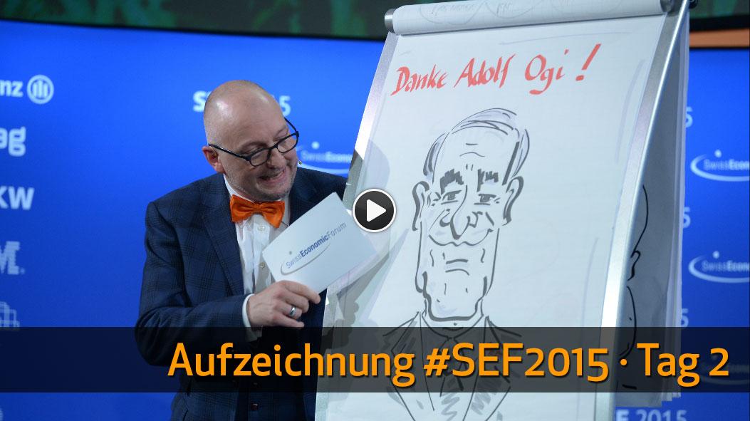 Aufzeichnung #SEF2015, Tag 2