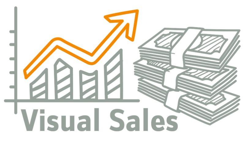verkauf steigern durch visualisierung