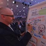 Albrecht Kresse auf dem Swiss Economic Forum