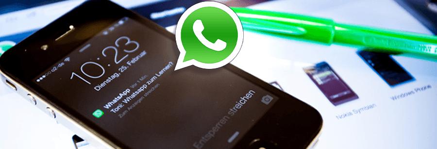 Die Top 100 Lern Tools – Teil 3: Mit WhatsApp lernen