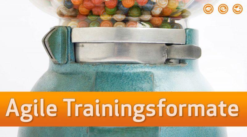 Agile Trainingsformate der edutrainment company