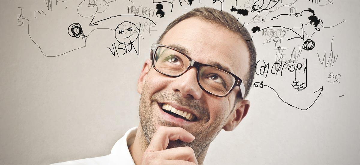 Kreativität: Es braucht die richtige Einstellung – und Facebook