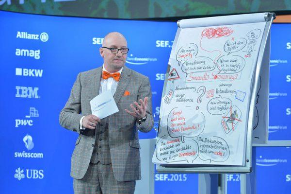 Albrecht Kresse auf dem SEF2015