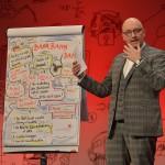 Albrecht Kresse auf dem Swiss Innovation Forum