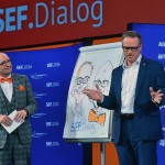 Albrecht Kresse als Zusammenfassung auf dem SEF 2016