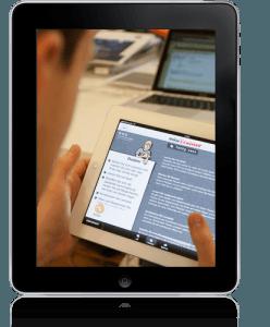 Wischen, streichen, staunen - Tücken und Chancen beim iPad-Vertriebseinsatz