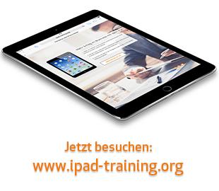 Mehr Erfolg mit dem iPad im Unternehmen: mit iPad Trainings im Vertrieb